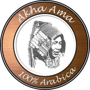 Bild mit Logo von Aka Ama Coffee