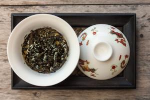 Tee in Gaiwan