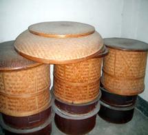Bambustrommeln