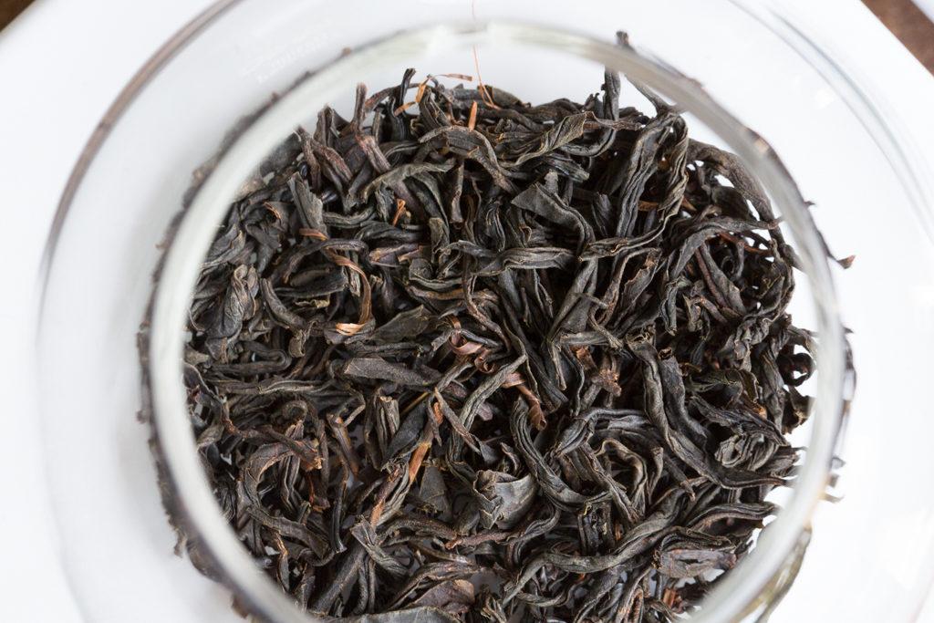 Schwarzer Tee aus Honyama